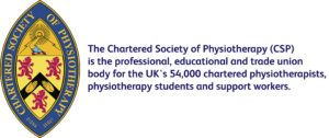 CSP - Chartered Society of Physiotherapy